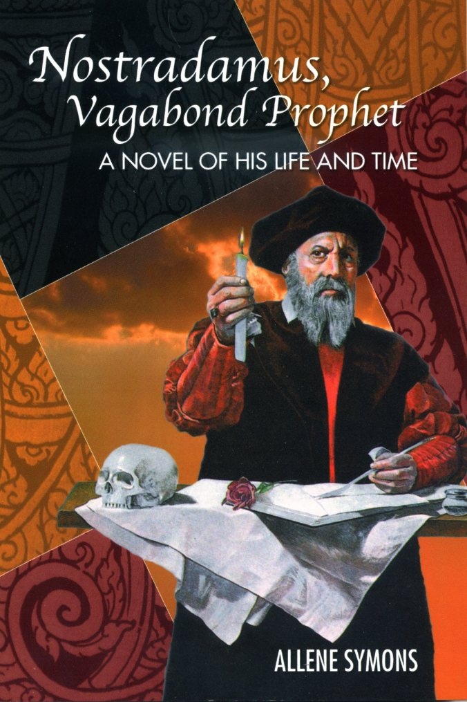 Nostradamus cover copy