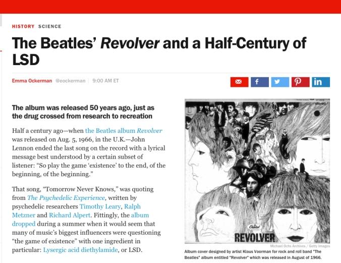 Beatled Revolver